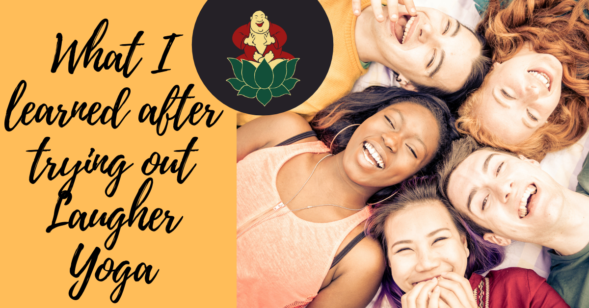 What I learned after trying out Laughter Yoga