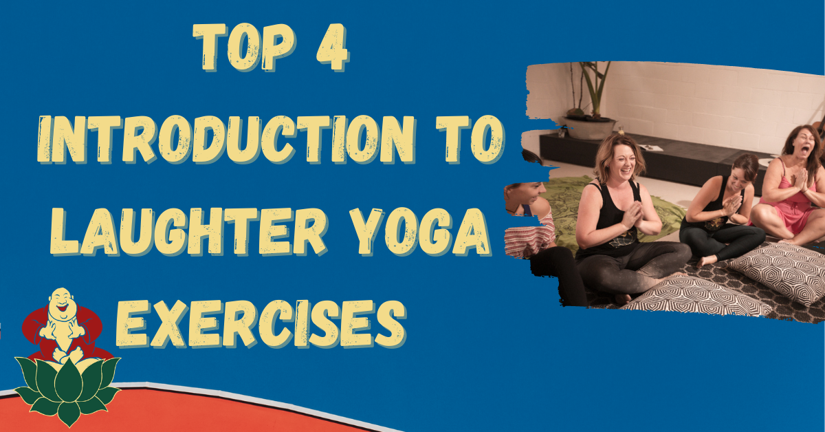 Laughter Yoga Excercises